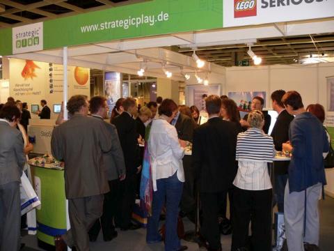 Schnupperworkshop auf Zukunft Personal 2008